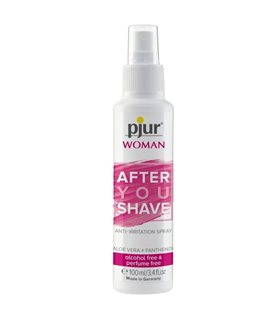 Pjur After you purškiklis po skutimos (100 ml)