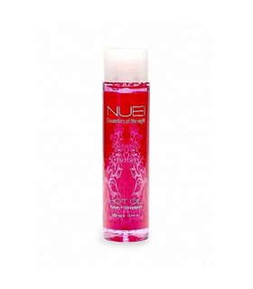 Nuei Cosmetics Strawberry aliejus masažui (100 ml)