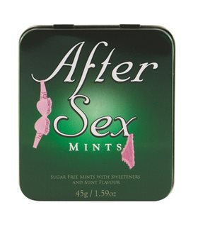 Pipirmetės tabletės After Sex (45 g)